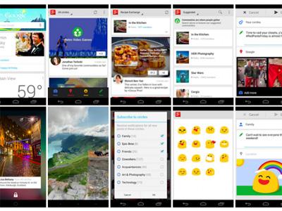 鬼城即將升級,iOS 和 Android 版 Google+ 增加 24 種新功能