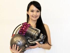 Dyson DC46 雙層圓錐氣旋吸塵器,32 個氣旋、無纏結氣控毛刷加持
