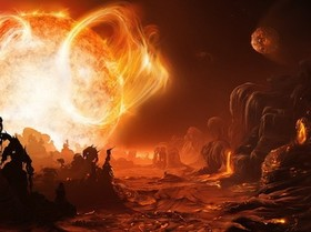 地球將如何走進「世界末日」?23幅電腦繪圖的末日照片給大家參考