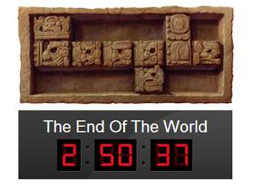 世界末日沒出現!除了 Google,看看這些大玩世界末日梗的網站
