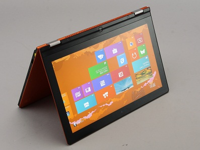 Lenovo IdeaPad Yoga 13 評測:螢幕 360 度翻轉、機身 4 種變形
