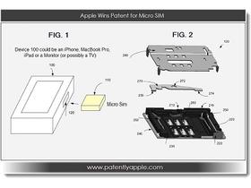 Apple 取得 Micro SIM 卡槽等相關專利,手機商可能要頭大了