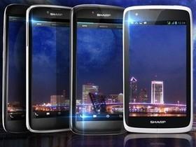 SHARP 5 吋 1080p 手機 SH930W  中華 1 月 3 號開賣,綁約價 12900 元起