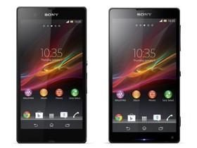 Sony 5吋旗艦雙雄 Xperia ZL 與 Xperia Z 曝光,下週 CES 亮相