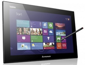 Lenovo 齊發 Windows 8 新機:IdeaPad Yoga 11s、ThinkPad Helix、以及 27吋 IdeaCentre Horizon Table PC 平板