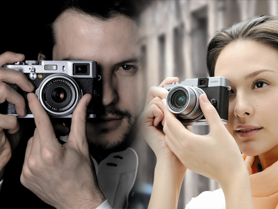 Fujifilm Finepix X100S、X20 登場 ,復古文青雙機實拍照片公開