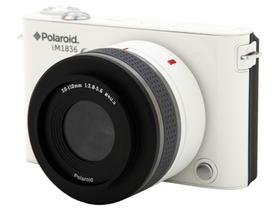 首台 Android 微單眼 Polaroid iM1836 ,大玩可更換感光元件鏡頭模組