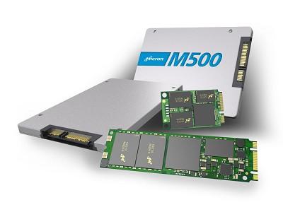Crucial 發表 M500 系列固態硬碟,老將 m4 準備下台一鞠躬