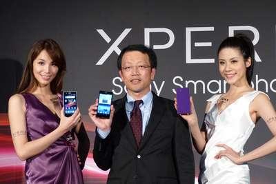 Sony Xperia Z、ZL 5吋 1080p 旗艦機在台亮相,小編一手試玩