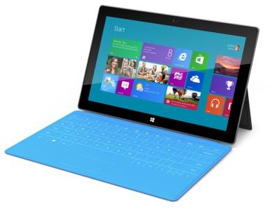 微軟平板 Surface 評測:操作介面、網站瀏覽、應用軟體使用心得報告
