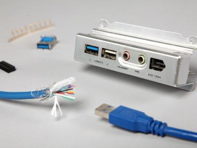 手工改造成 USB 3.0 機殼,升級享受極速快感