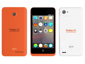 FireFox OS 手機來了,入門與中階款都有,規格、外觀看過來