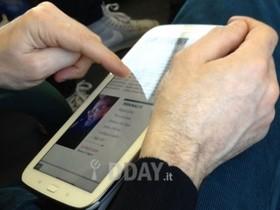 Galaxy Note 8.0 曝光!宛如放大版 Note 2,還有實體 Home 鍵