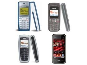 這些好暢銷的手機,賣破5千萬支、1億支、2億支的手機是?