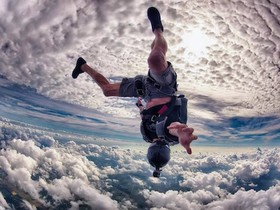 20個超瘋狂視角照片,上天下海讓 GoPro 拍給你看