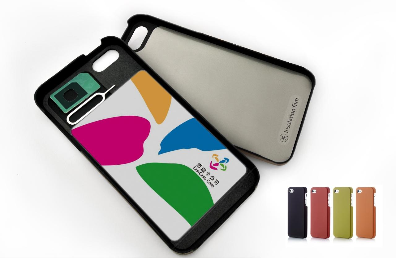 iPhone5正夯   EVOUNI推出結合悠遊卡感應功能護殼新作