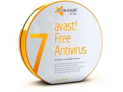 avast! Free Antivirus 7.0:雲端加持的防毒軟體