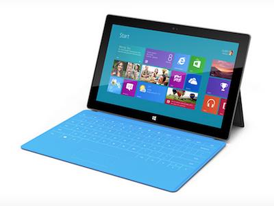 悲劇了!64GB Surface Pro 僅有 23GB 的可用空間