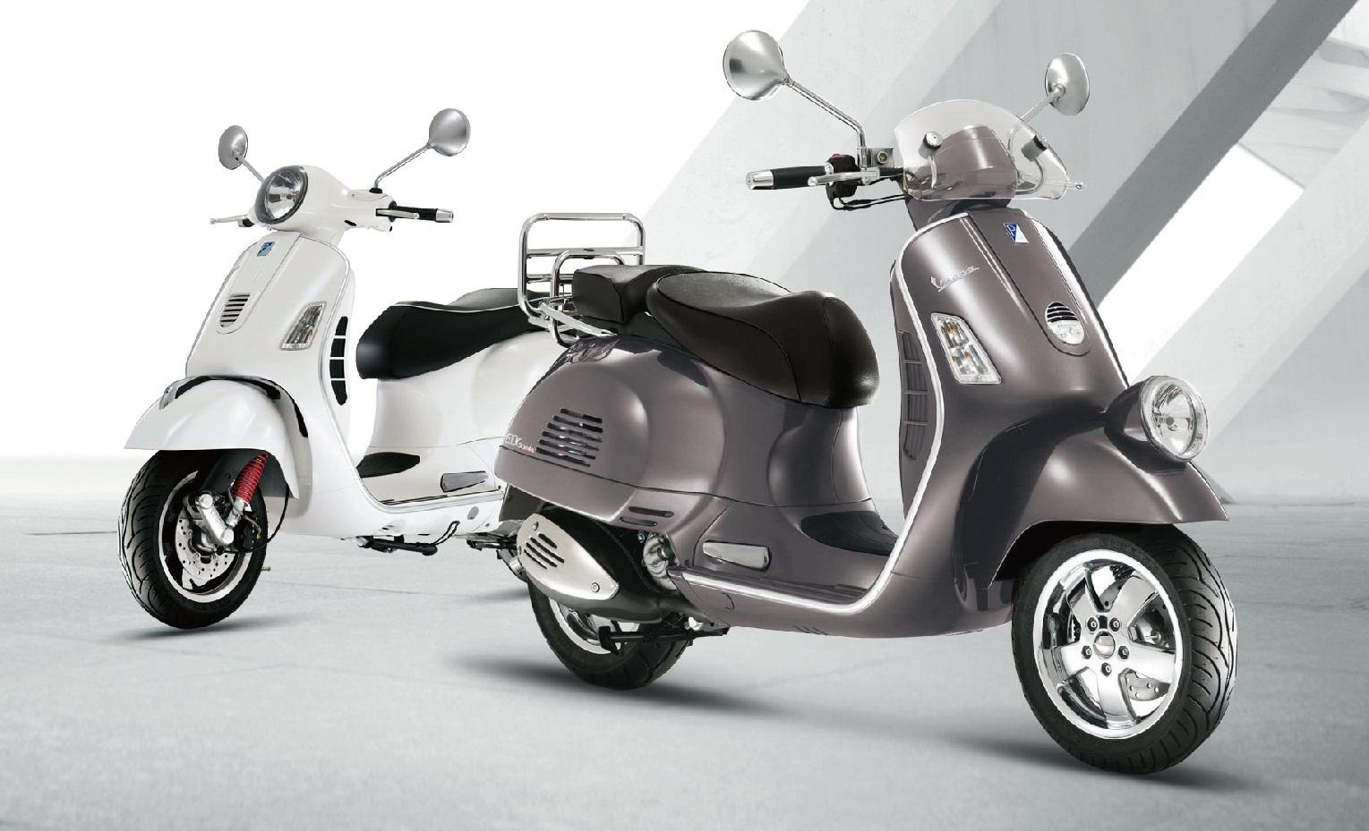 雙喜臨門! Vespa 125限定版狂銷一空 新配額限量預購中