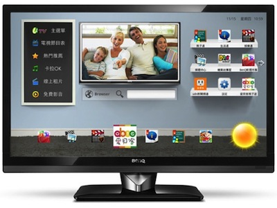 BenQ 32RL7500 智慧電視評測:採用 Android、可下載學習娛樂 App