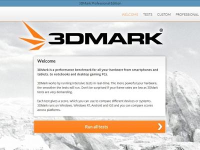 Futuremark 新一代 3DMark 搶先測試,Windows、Android 、 iOS 都能測