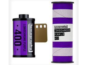 LomoChrome Purple 400 紅外線底片,不需濾鏡就能拍出夢幻效果