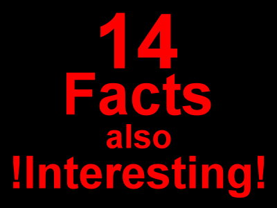 14個你可能沒注意到,卻又有趣的事實