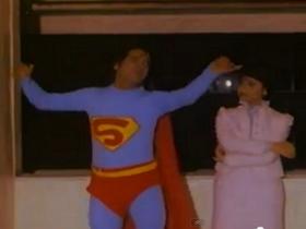 1987年版印度 Superman 電影,抄很大但是劇情實在很冏~~