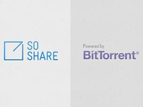 BitTorrent 推出超大 1TB 雲端分享空間 SoShare,不用嗎?