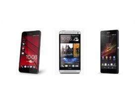 HTC One、Butterfly、Xperia Z 規格比一比