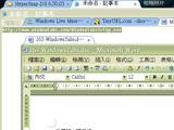 WindowTabs:把程式視窗變成分頁瀏覽
