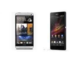 機皇再現,HTC One 對上 Xperia Z 你選誰?