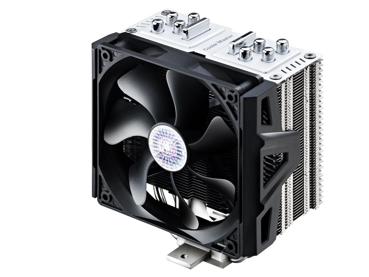 Cooler Master直立式均溫板CPU 散熱器- TPC 系列