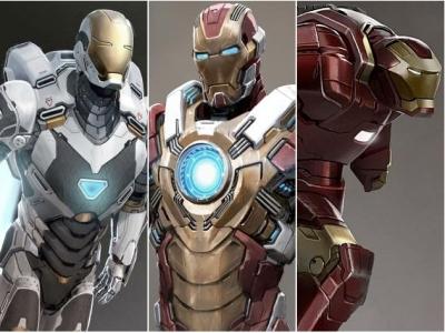 《鋼鐵人3》最新劇照、預告上映,還有鋼鐵人大軍介紹