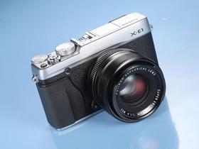 Fujifilm X-E1 評測:古典美學外型、更親民的 X 系列新選擇