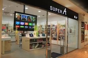 SUPER A五鐵店 3/16全新開幕 開幕慶購機免費升級、打卡按讚送冰淇淋!
