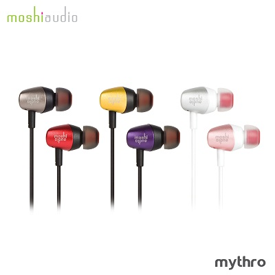 Mythro 迷灼入耳式耳機 迷幻灼然的搖滾風格