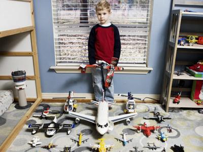 你的孩子有哪些玩具? 就能看出小朋友的個性與背景