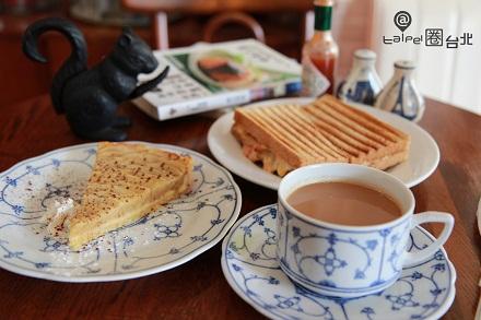 《@Taipei圈台北》天母企劃上線,享咖啡、嚐異國美食、結交外國朋友