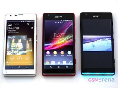 Sony Xperia SP 動手玩曝光,可變色發光帶超吸睛