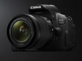 Canon EOS 700D 登場,搭載 Hybrid AF II 混合自動對焦小改款再出發