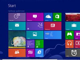 微軟下一代 Windows Blue 作業系統截圖曝光,更多樣的動態磚顯示