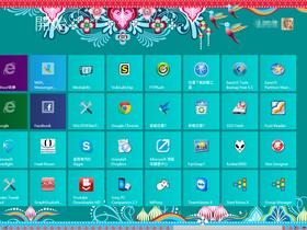 停止自動將 Windows 8 圖示釘選到開始畫面