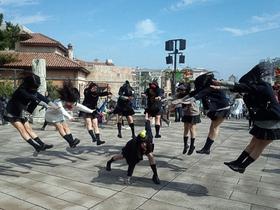 日本女子高中生正夯,看看創意衝擊波自拍寫真