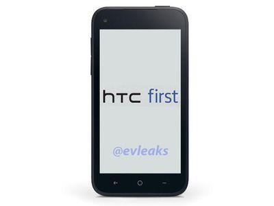 Facebook 專用機可能命名為 HTC First ,型號、規格先洩漏