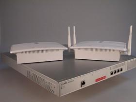 NXC5200 + NWA5160N 無線AP:建構高度安全、容易管理的無線網路環境