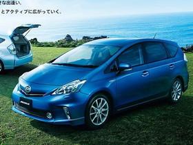 Daihatsu在日本推出 Toyota Prius V的孿生貼牌車 - Mebius