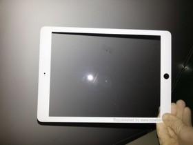 下一代 iPad 造型流出,與 iPad Mini 相同的窄邊框設計