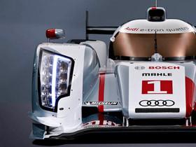 代號 Scorpion的 Audi全新柴油 hybrid超跑