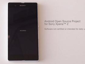 SONY Xperia Z 將加入 AOSP 專案,原生 Android 升級開發用